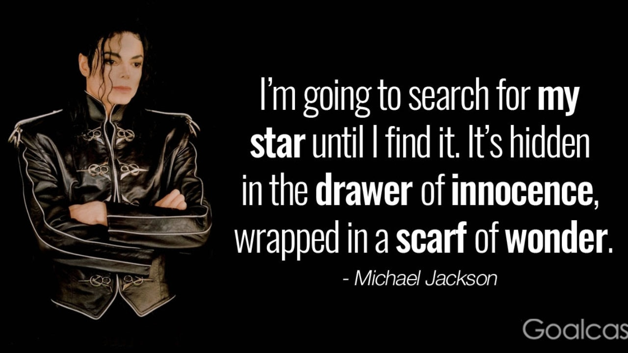top most inspiring michael jackson quotes goalcast