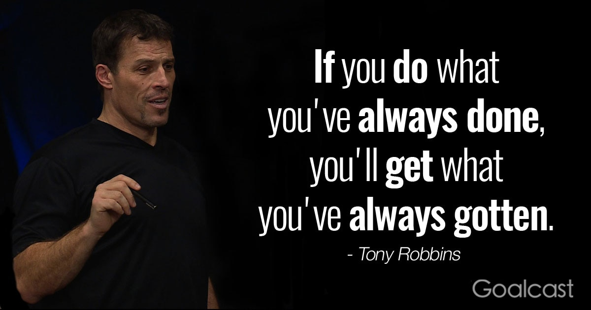 Tony Robbins Quotes Top 20 Most Inspiring Tony Robbins Quotes | Goalcast Tony Robbins Quotes