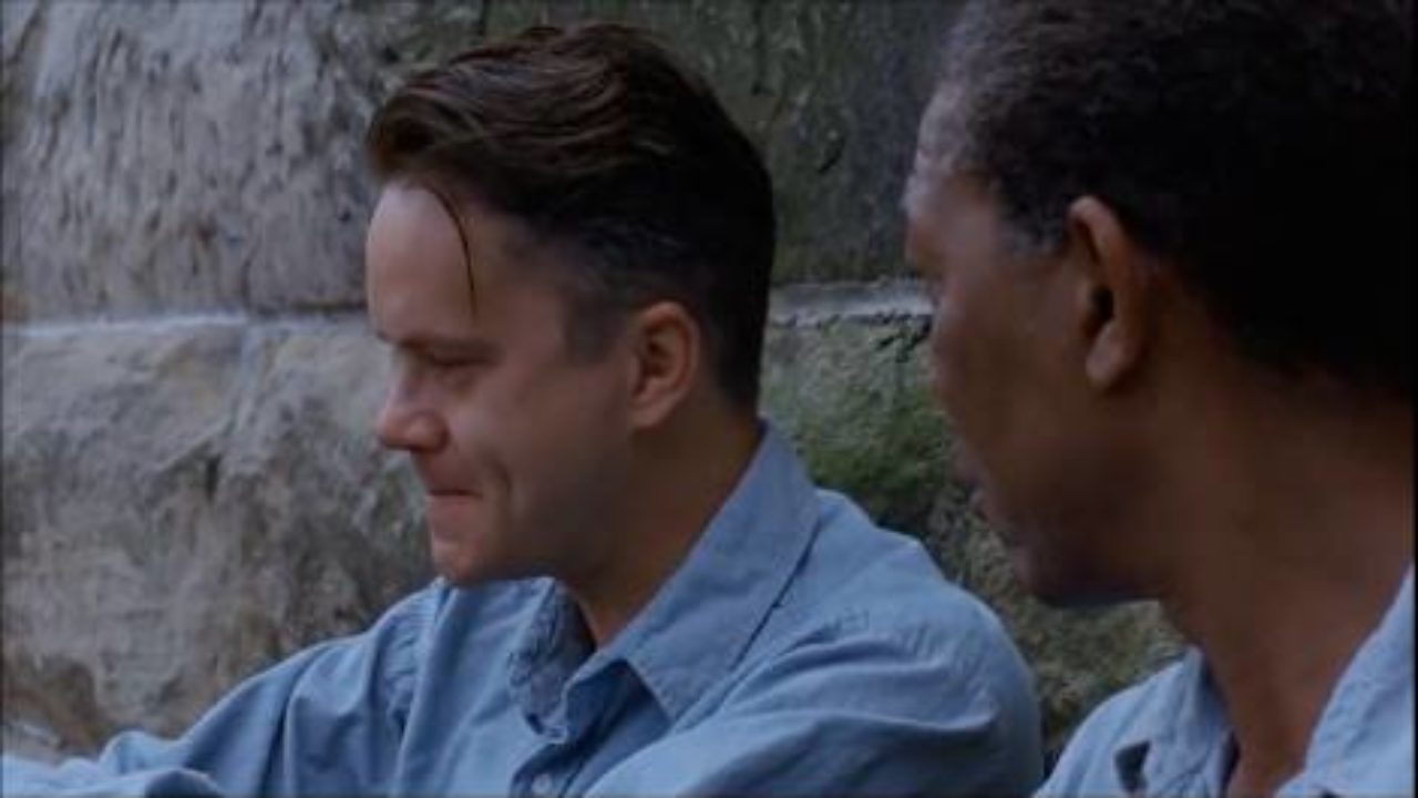 Get Busy Living Or Get Busy Dying The Shawshank Redemption Goalcast
