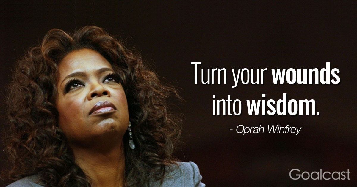Top 20 Inspiring Oprah Winfrey Quotes That Will Empower You | Goalcast