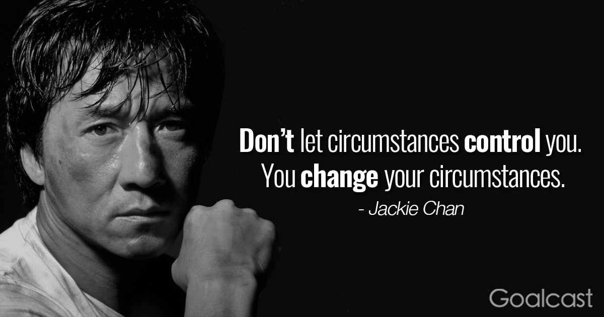 Jackie Chan Quotes Top 15 Most Inspiring Jackie Chan Quotes | Goalcast Jackie Chan Quotes
