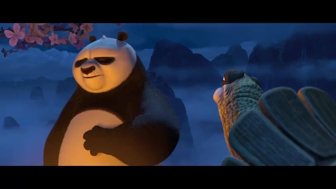 Inspirational kung fu panda scene goalcast for Refreshing pictures