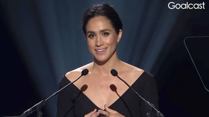 Suits star Meghan Markle on the power of individual action