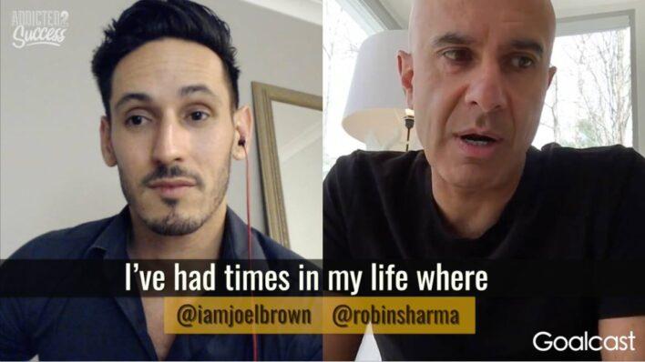 Robin Sharma: Suffering Taught Me Strength