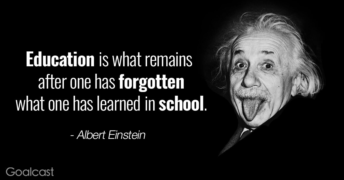Education Quotes On Pinterest: Top 30 Most Inspiring Albert Einstein Quotes Of All Times