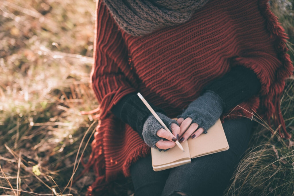 Reasons to keep a journal - thoughts matter