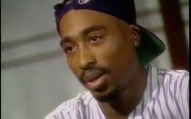 Tupac Shakur - Stir Up Trouble, Spark Change
