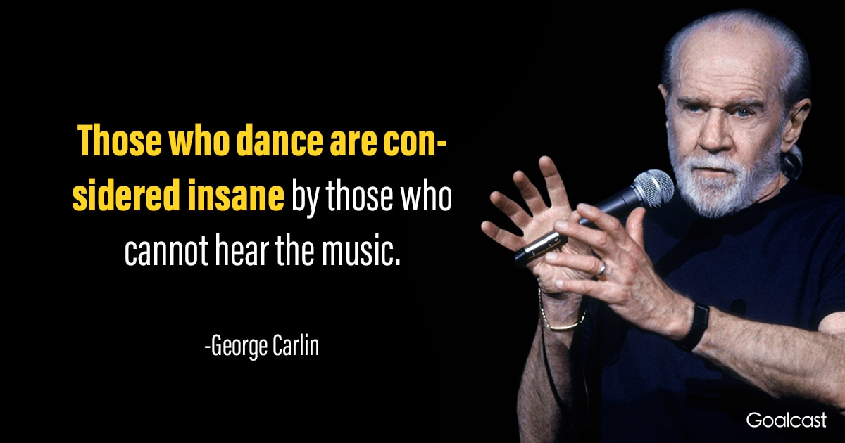 Best George Carlin quotes