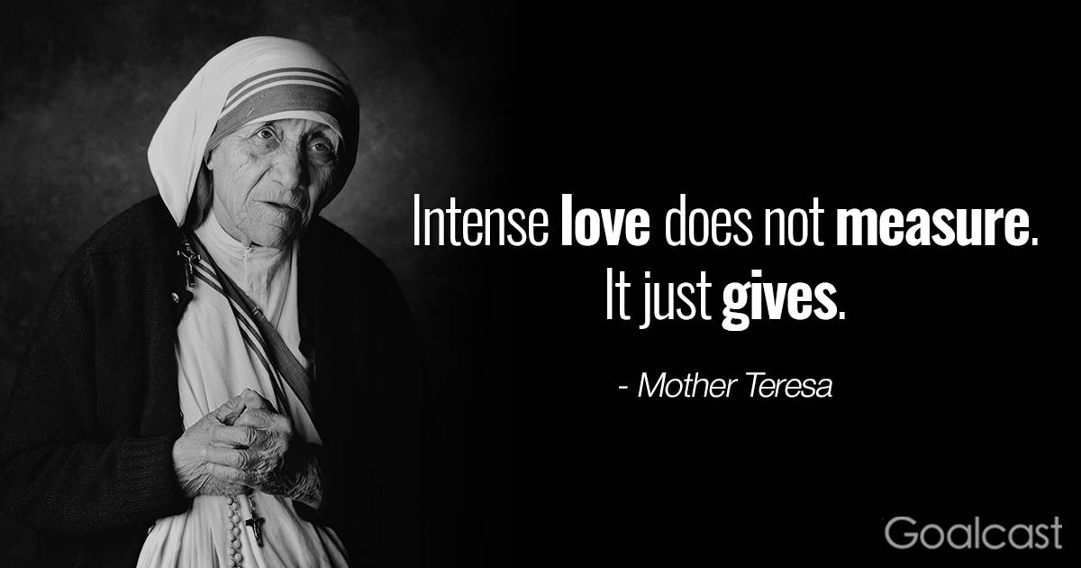 where there is love there is god mother teresa pdf