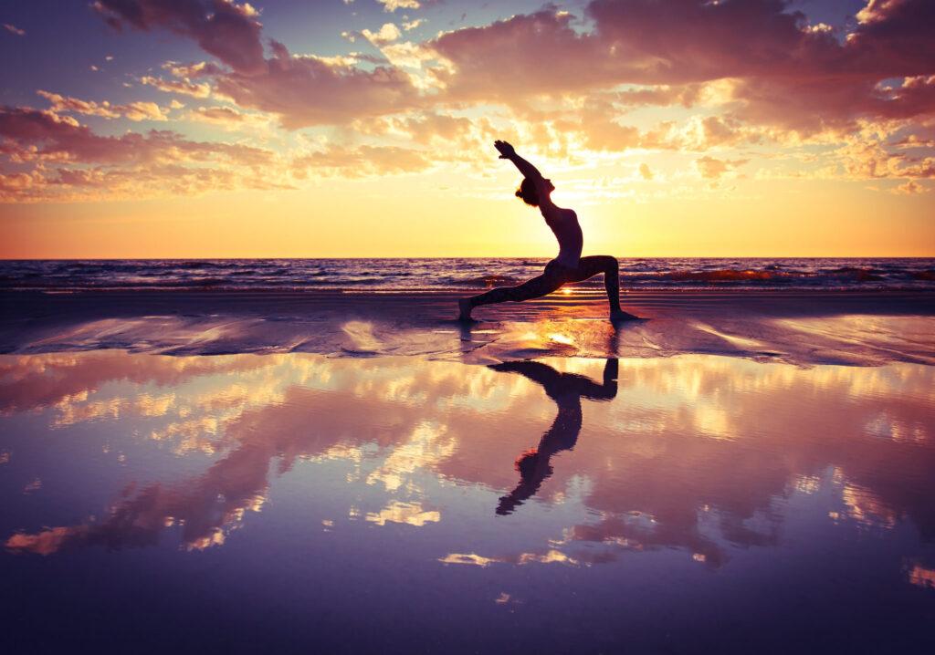 yoga benefits - mindfulness self-love and balance