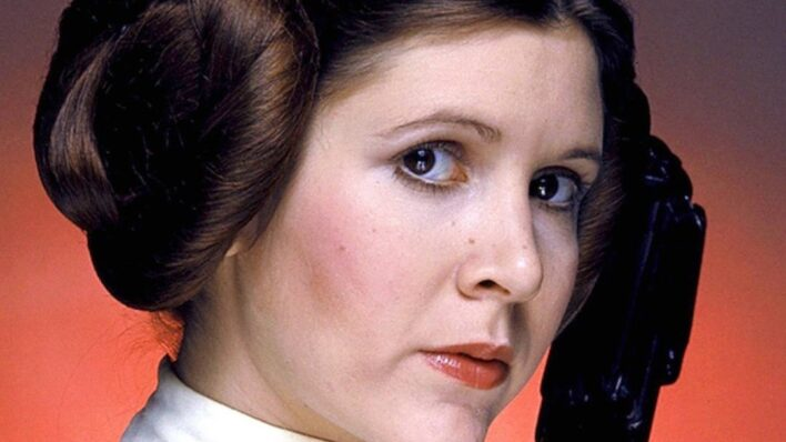 Carrie Fisher - Turn Your Struggles Into Strengths