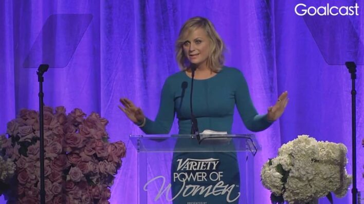 Amy Poehler: Find Happiness Helping Others