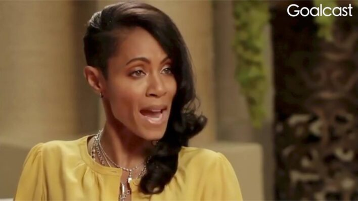 Jada Pinkett Smith: Your Happiness Comes First