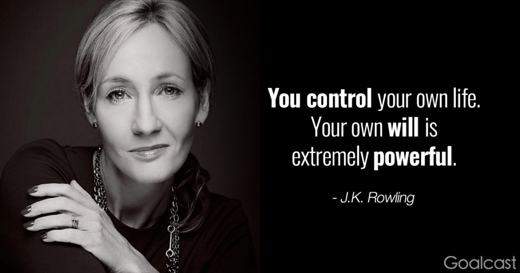 Top 16 J K  Rowling Quotes to Inspire Strength Through Adversity