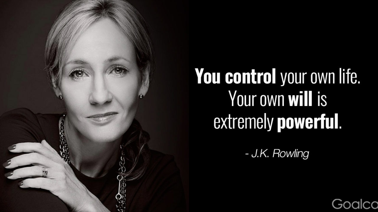 Top 16 J.K. Rowling Quotes to Inspire Strength Through Adversity | Goalcast