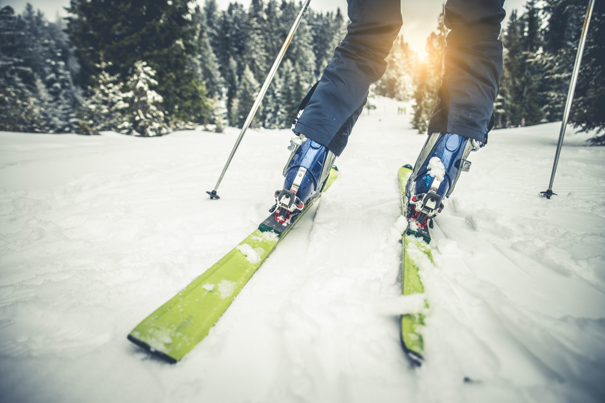 Visualize It: How a Quadriplegic Climbed His Way Back to Skiing