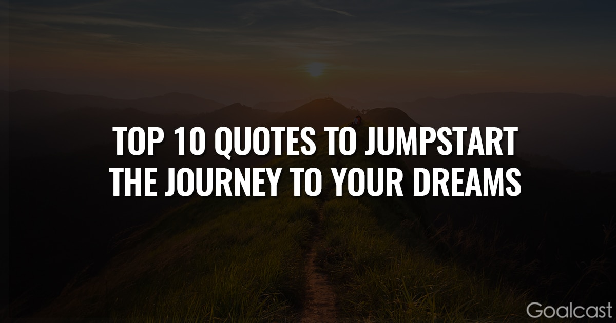 The Big Book Of Quotes: Top 10 - Jumpstart Your Journey
