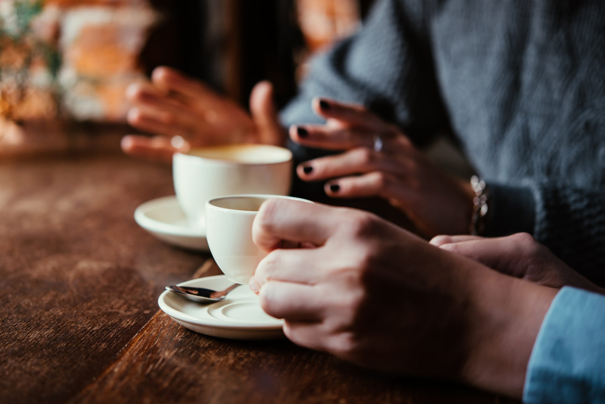 grow your networks - coffee chat 2