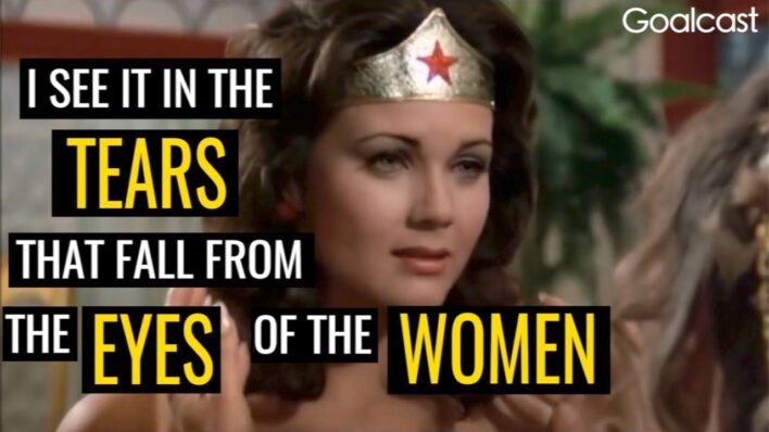 Lynda Carter on why Wonder Woman lives: Women can be everything they dream