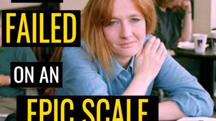 J.K. Rowling: Don't Be Afraid of Failure