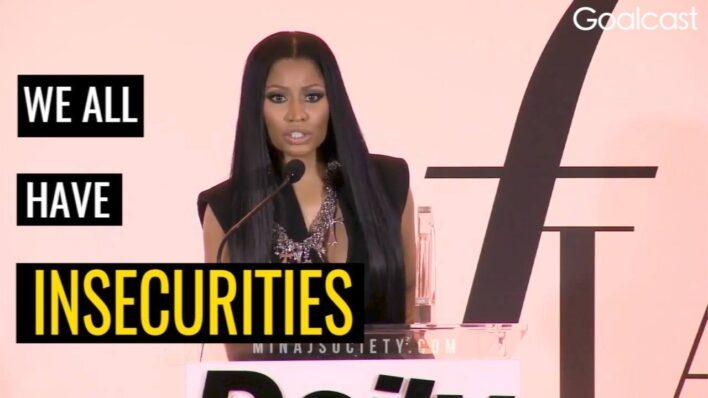 Nicki Minaj: It Takes Guts to Keep on Going