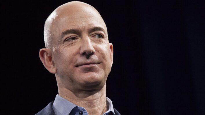 Jeff Bezos: Think of the Things You'll Regret