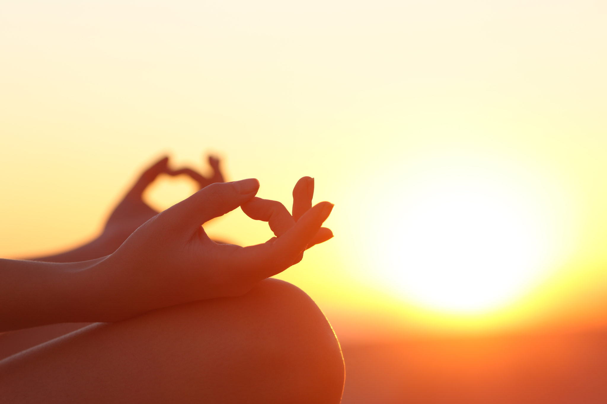 Meditating is essential to creating balance in your life