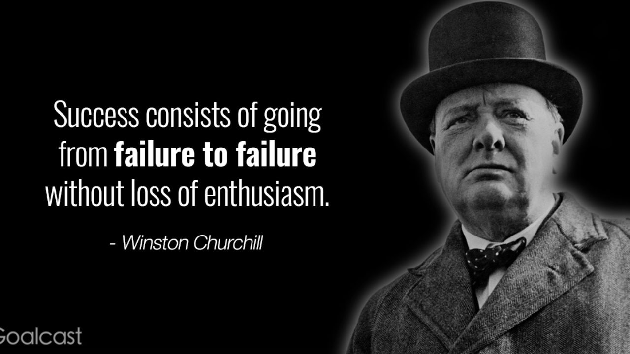 Top 24 Winston Churchill Quotes to Inspire You to Never
