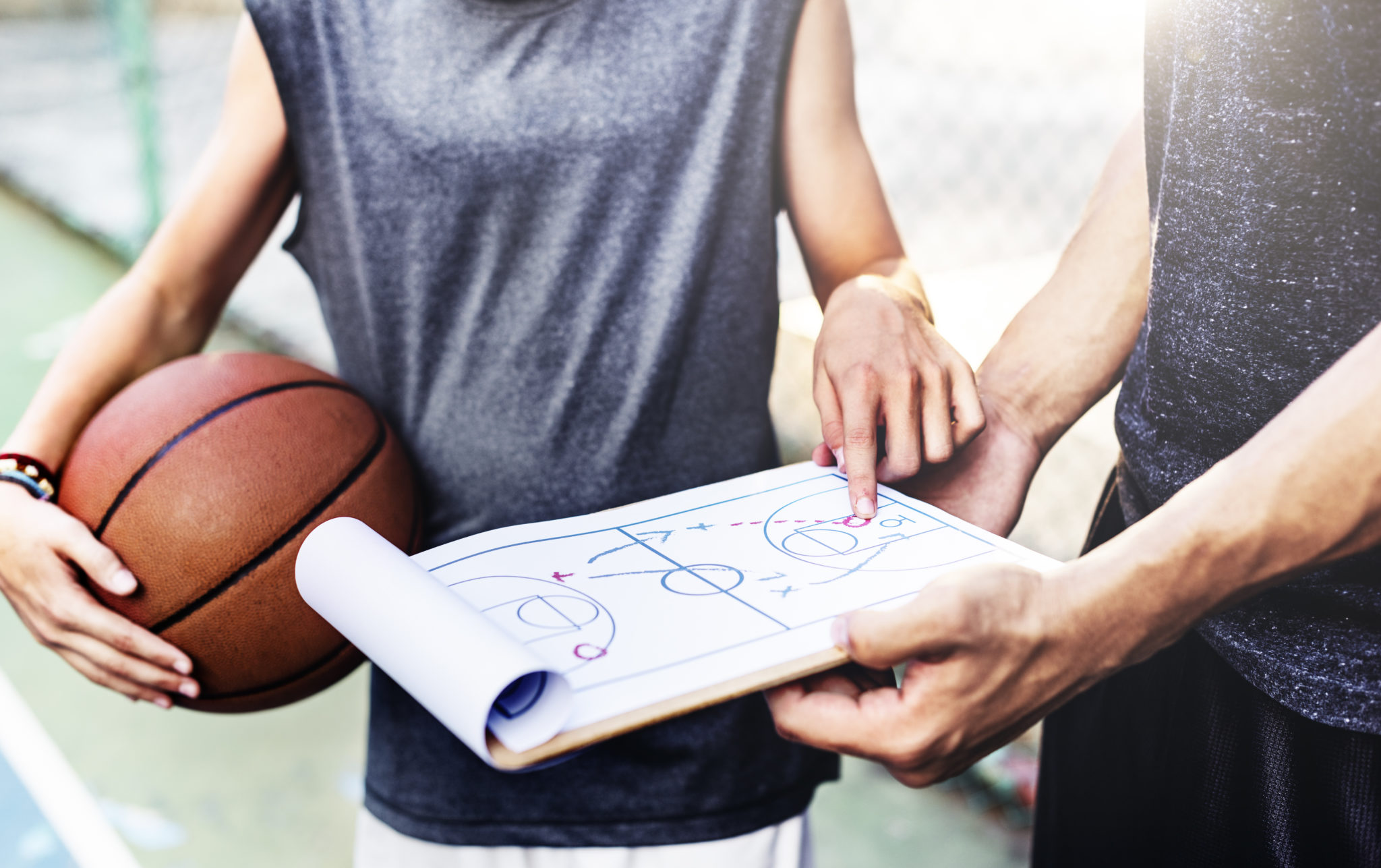To Win in Life, You Need to Build Your Game Plan