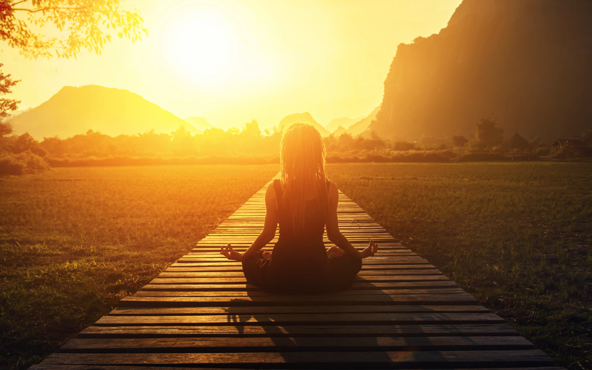 Meditation and brain health: meditation improves concentration and focus