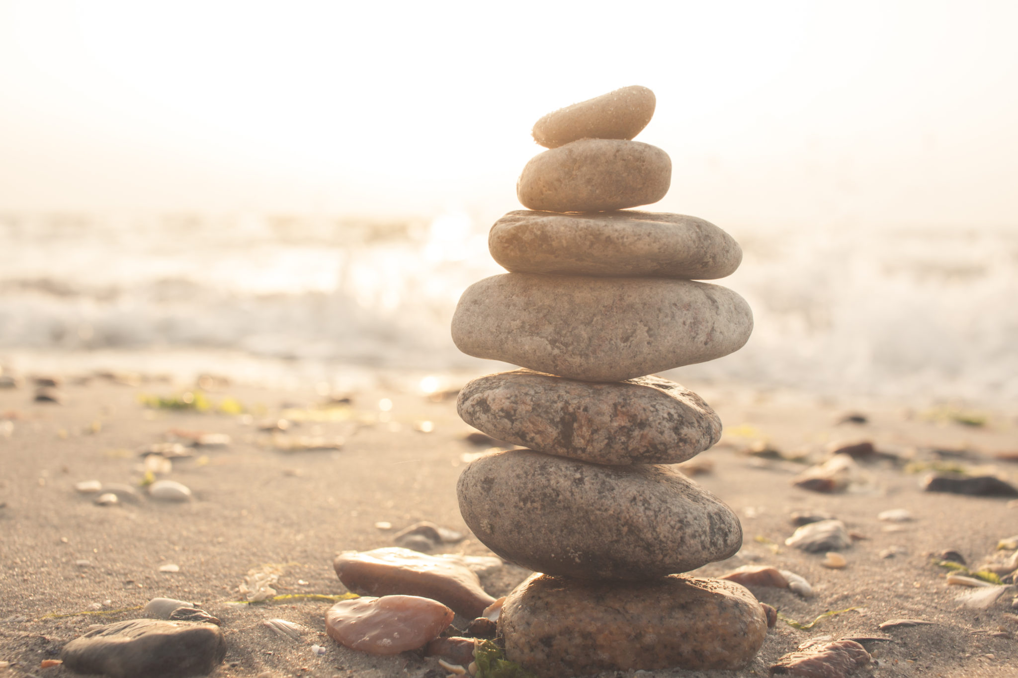 mindfulness improves calm, concentration and focus