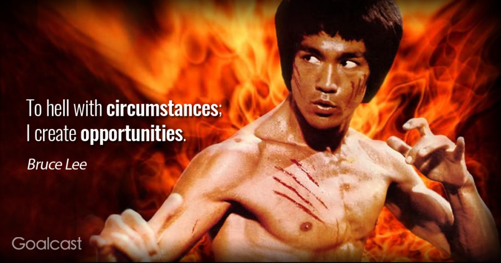 Bruce-Lee-on-circumstance