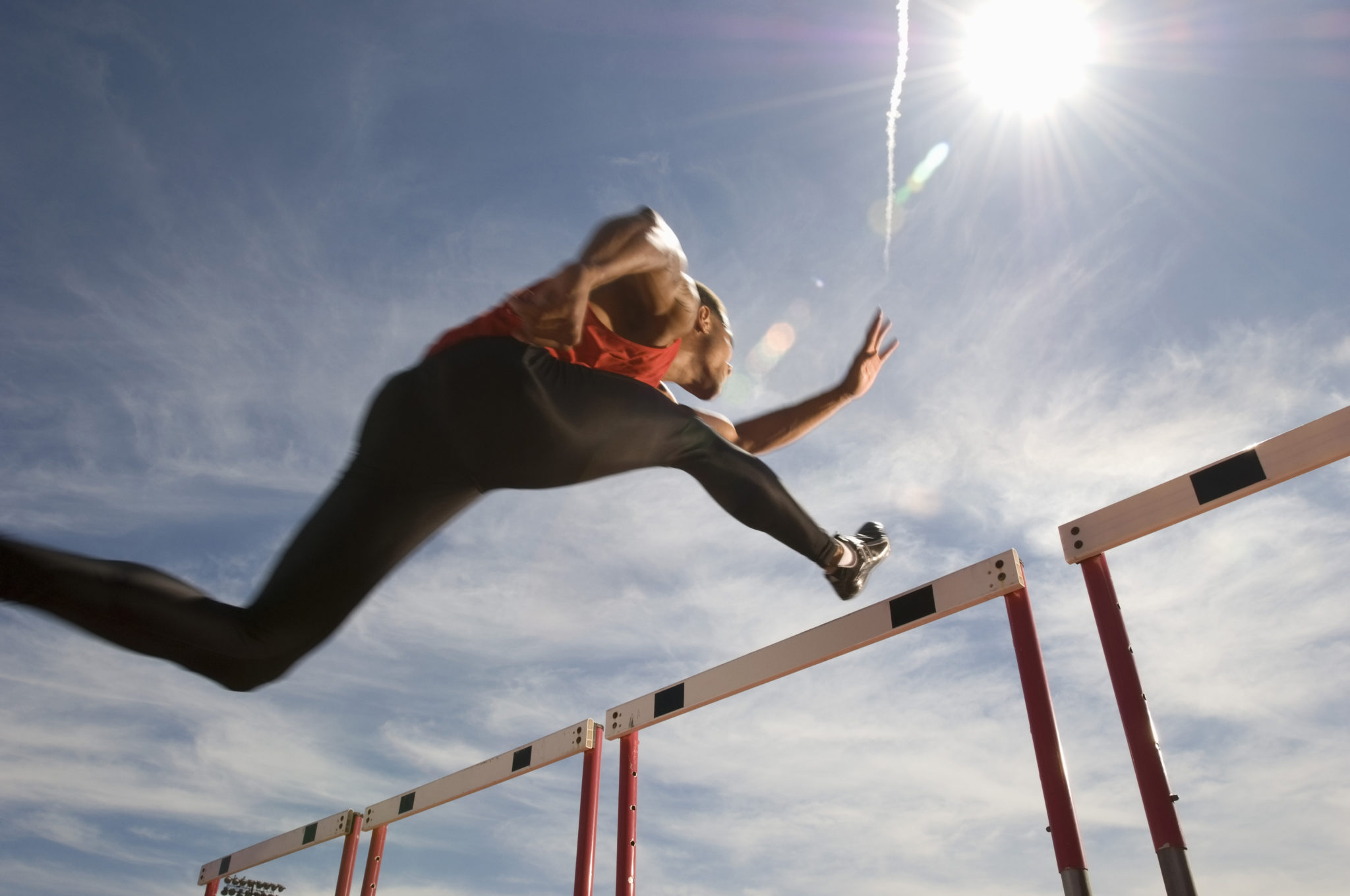 Leap Over These 5 Hurdles to a Successful Career Change