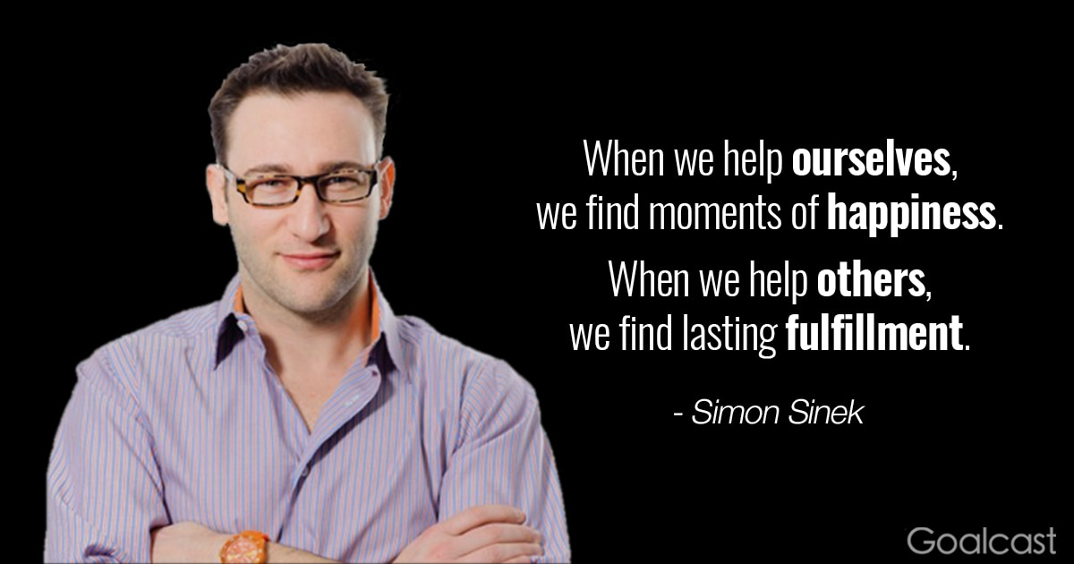 Image result for simon sinek quotes