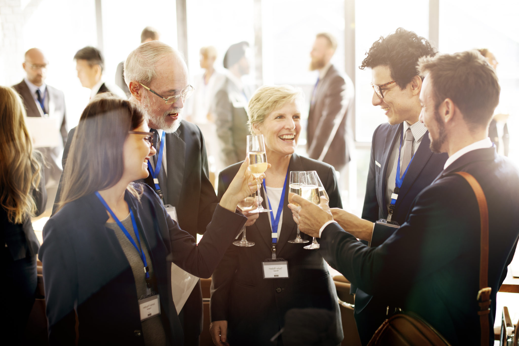 Networking for introverts: focus on your strengths
