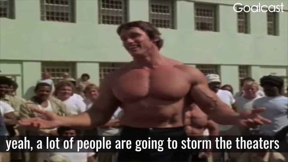 Arnold Schwarzenegger Archives Goalcast