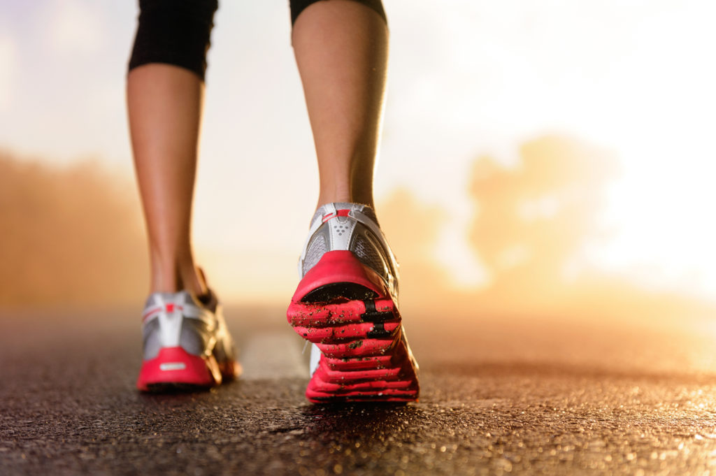 Get Out and Walk Your Way to Greater Health and Happiness