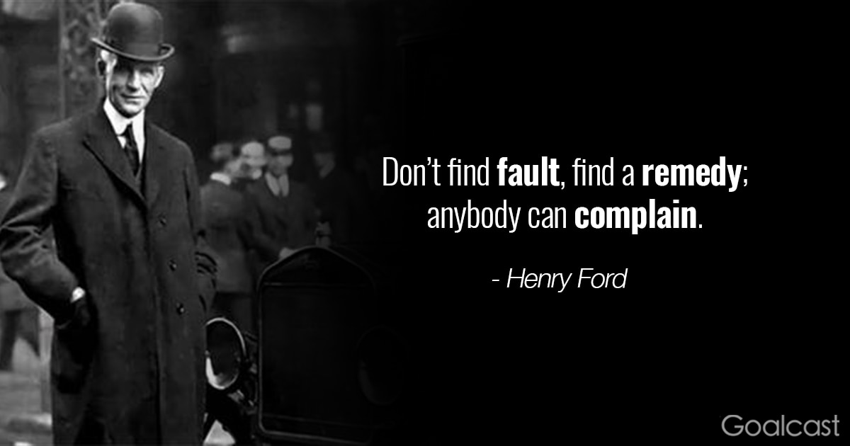 Ford Quote Adorable 25 Henry Ford Quotes To Make You Feel Like You Can Achieve Anything