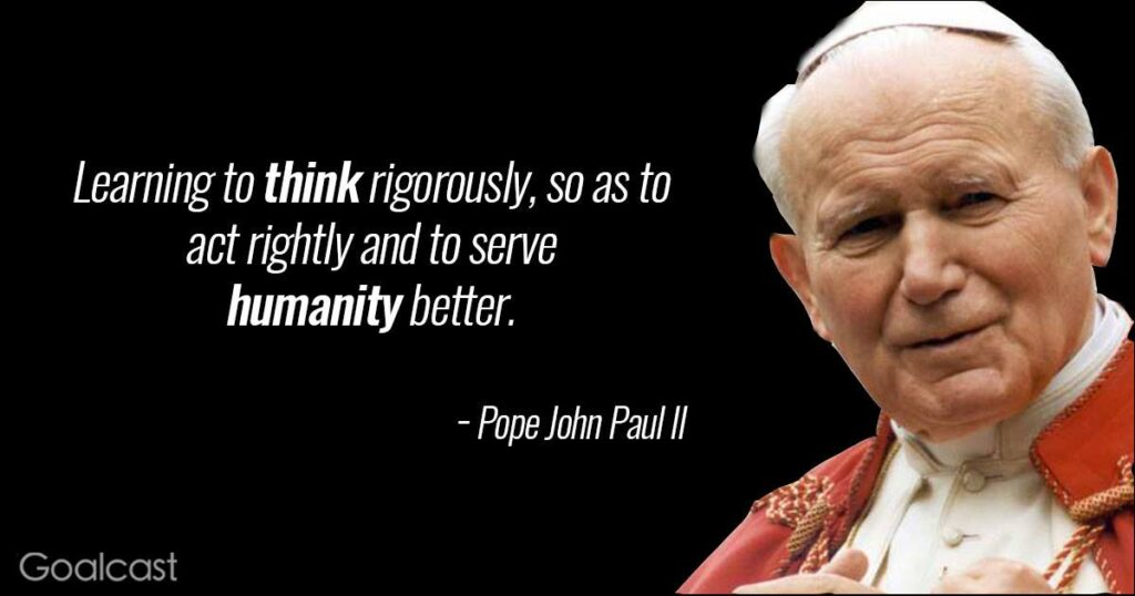 pope-john-paul-quote-humanity