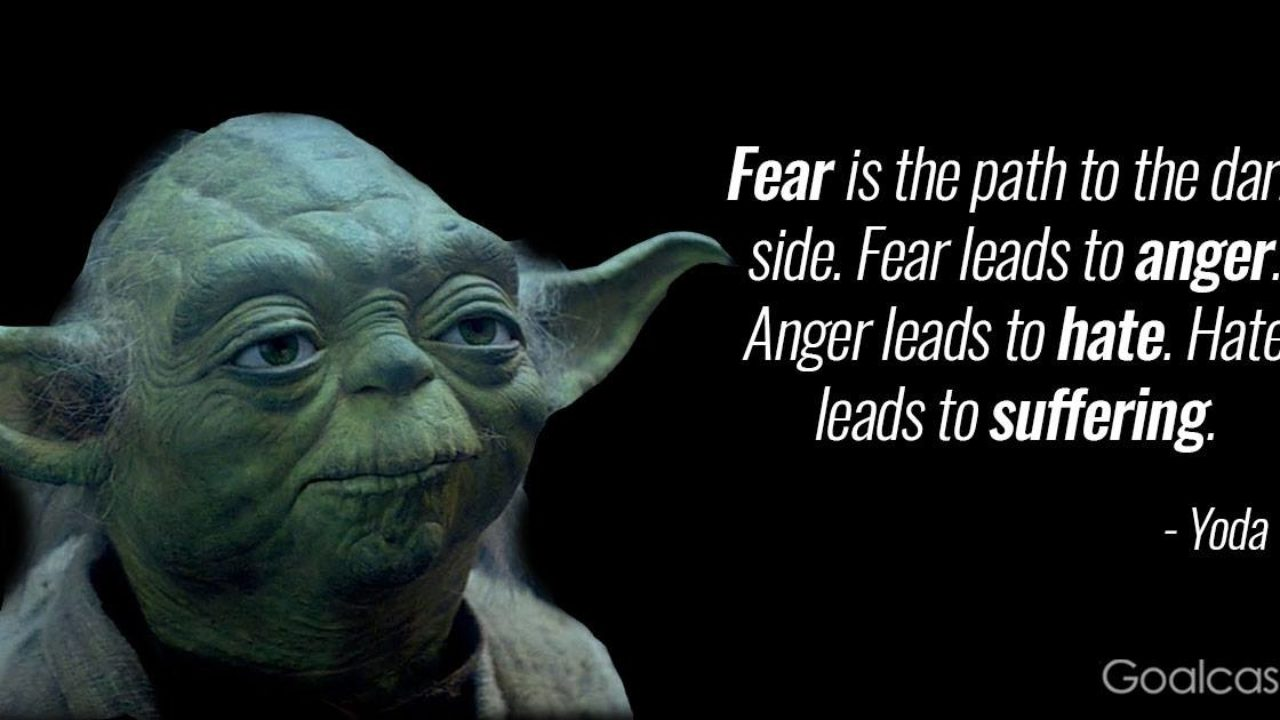 Yoda Quotes About Fear, Patience and Knowledge