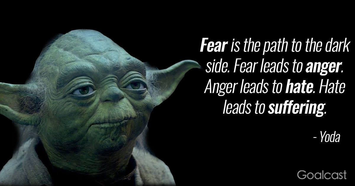 19 yoda quotes to keep you away from the dark side goalcast. Black Bedroom Furniture Sets. Home Design Ideas