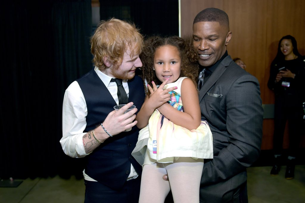 Ed-Sheeran-jamie-foxx-friendship
