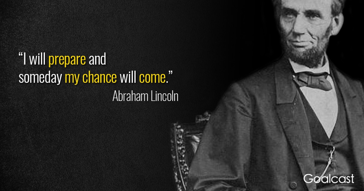 25 Abraham Lincoln Quotes To Make You Want To Be A Better Person