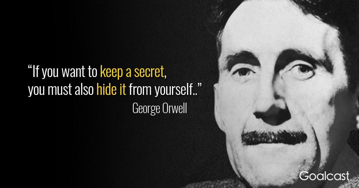 george orwell once said of the Looking back on the spanish war, the essay of george orwell first published: 1943 by/in new road, gb, london.