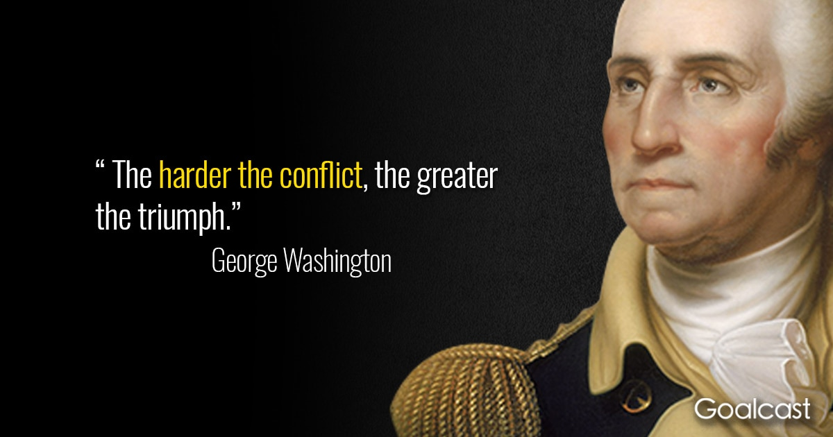 15 Famous George Washington Quotes