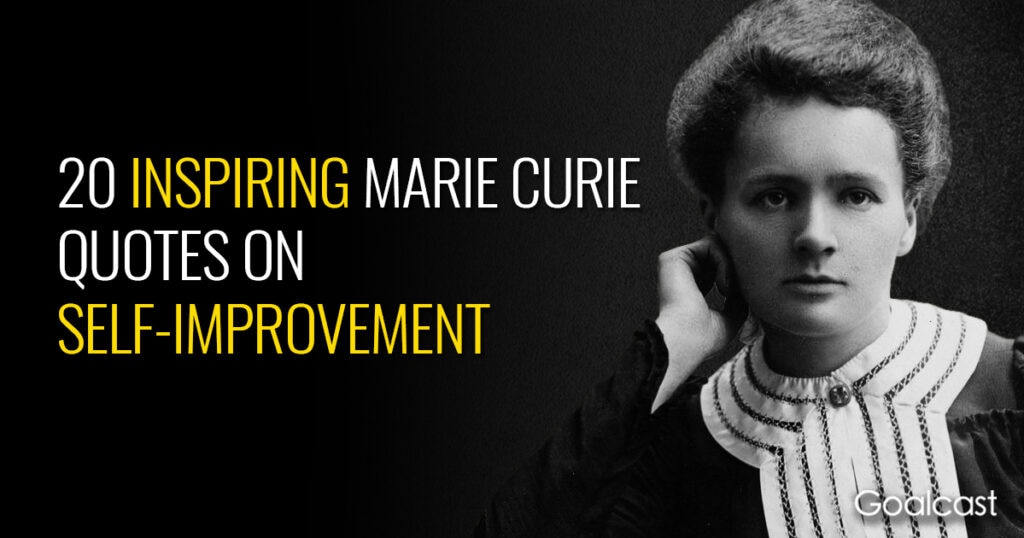 top-marie-curie-quotes-self-improvement