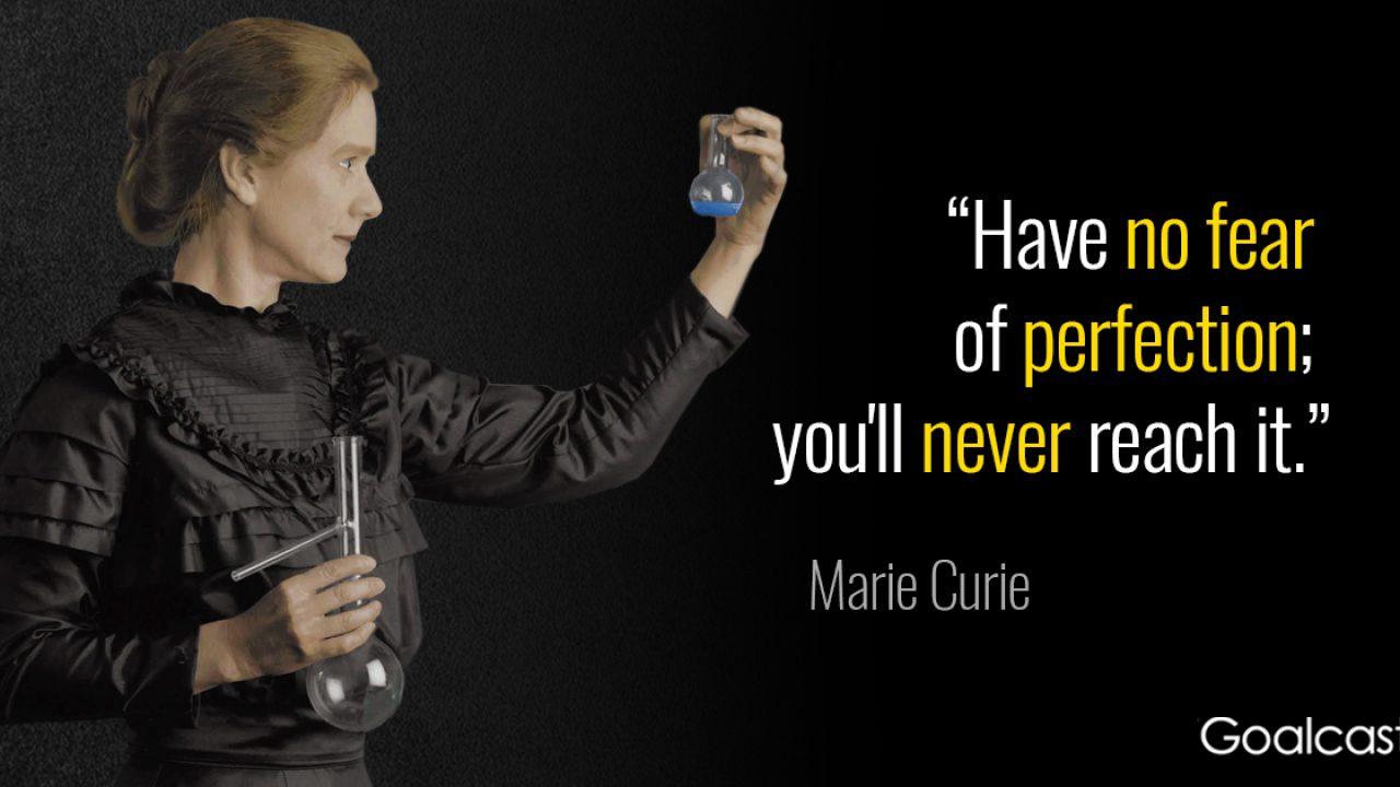 Construire Un Monde Meilleure Marie Curie Poeme Et Citation