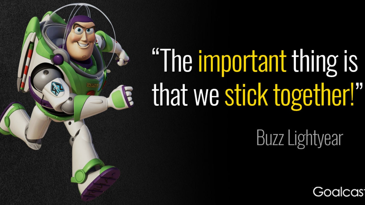 Top 11 Toy Story Quotes that Will Make You Cherish Your ...