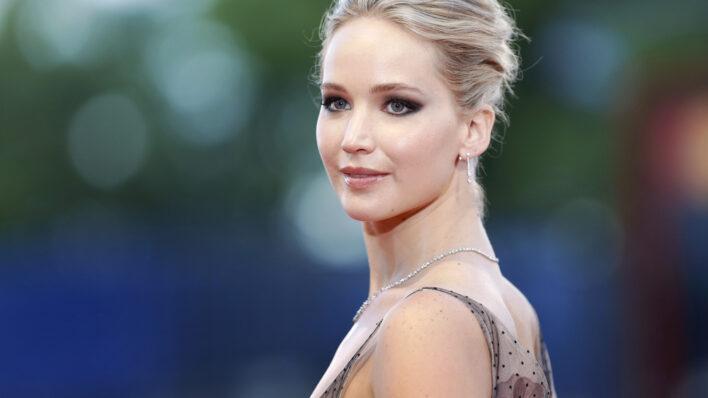 Jennifer Lawrence in September 2017