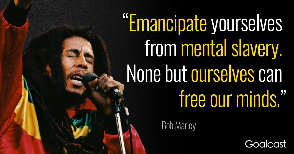 14 Bob Marley Quotes That Will Change Your Perspective On Life